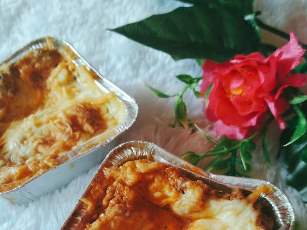Lasagna Mise en Bouche, Enaknya Beda
