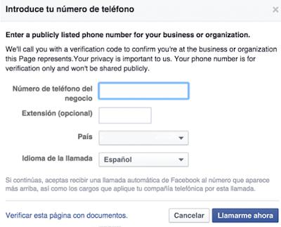verificacion-pagina-facebook-telefono