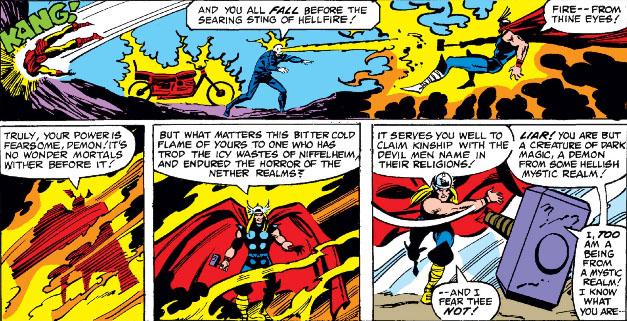 The Peerless Power of Comics!: