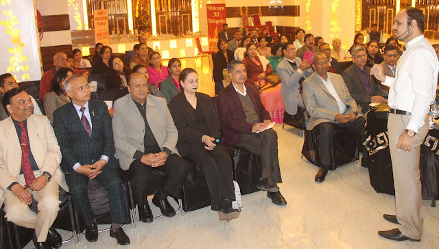 Seminar on Homeopathy in Faridabad concludes