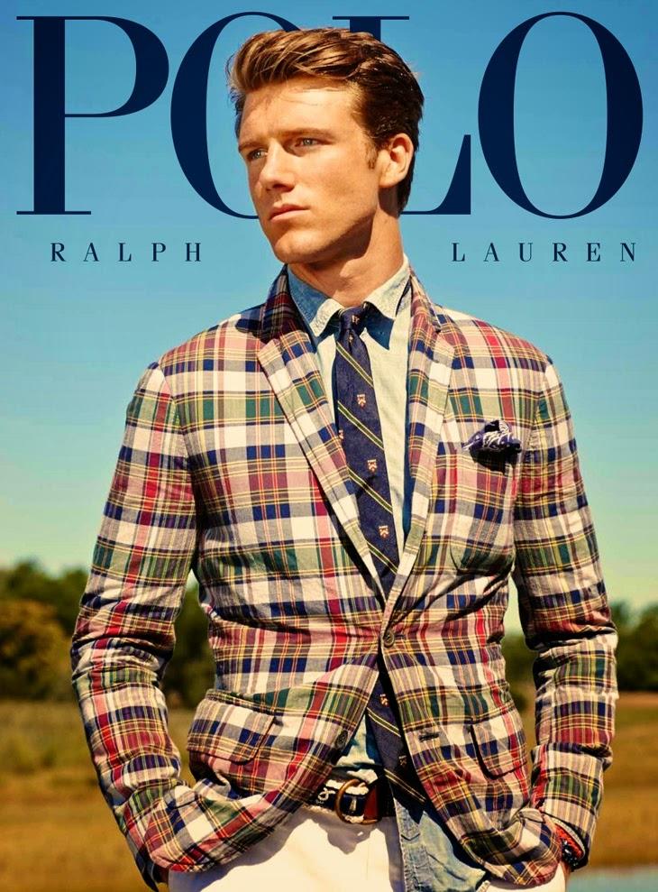 Ralph Lauren - Spring/Summer 2014 Menswear Collection
