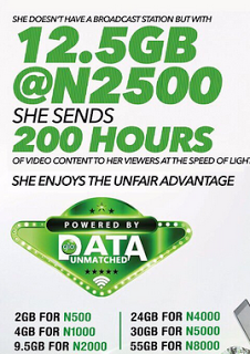 Good News As Glo Introduces 180GB Data for Heavy Internet Users