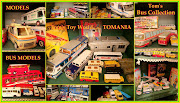 TOM'S MODEL BUS COLLECTION