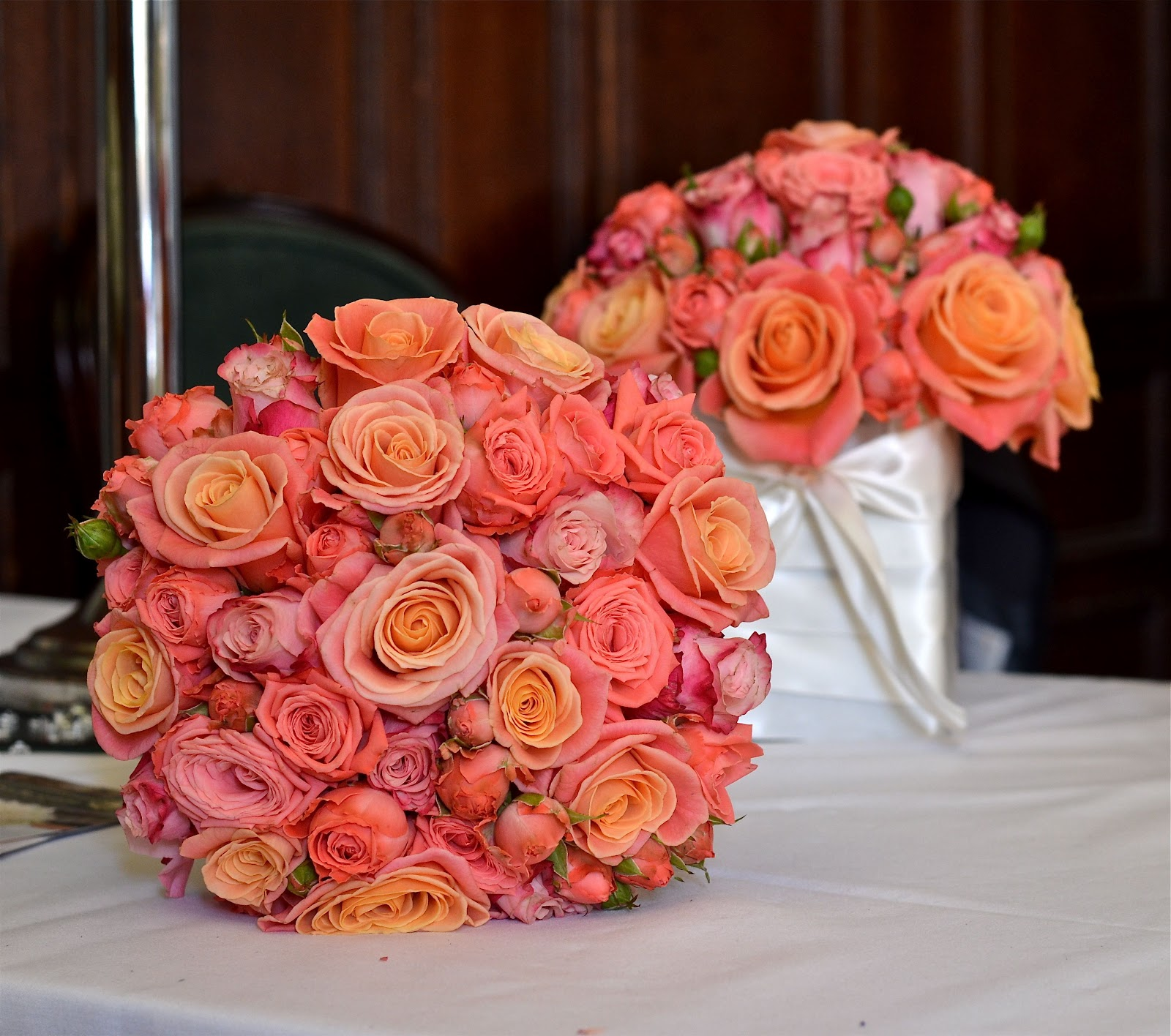 Roses Wedding Flowers: Wedding Flowers Blog: New Place Wedding Fayre
