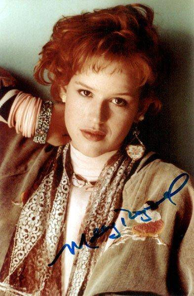 Chatter Busy: Molly Ringwald Quotes