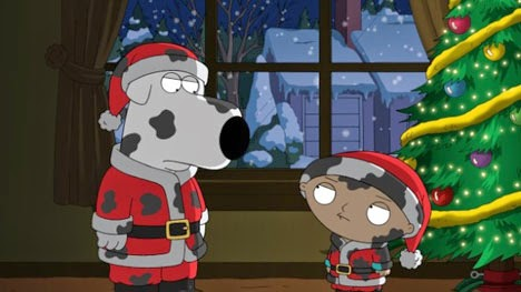 American Dad Christmas Episodes.Family Guy American Dad The Cleveland Show Top 10