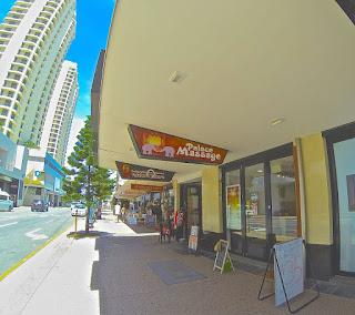 Palace Massage Trickett St Surfers Paradise