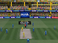 Indian Premier League 2012 Patch Gameplay Screenshot 1