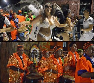 Desfile de Llamadas 2017 Montevideo Uruguay La Restauración