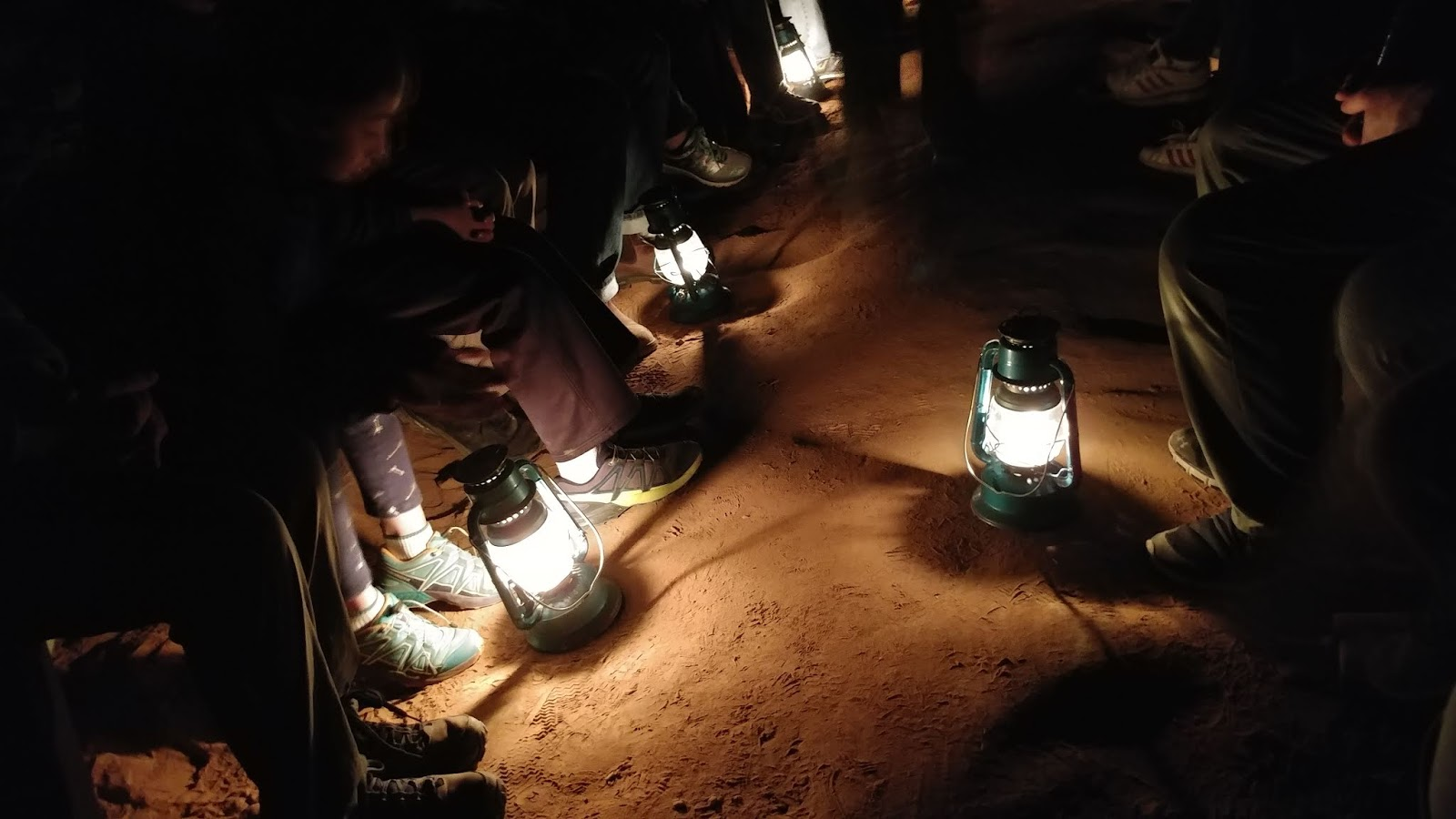 Violet City Lanterns