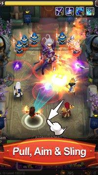 Game online untuk android kembali hadir untuk anda Hyper Heroes: Marble-Like RPG APK v1.0.6.75327 Latest Version 2018 Gratis