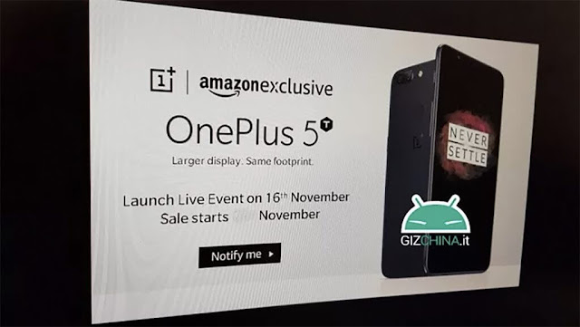 oneplus-5t-launch-date