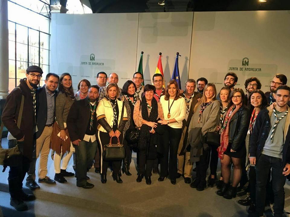 Blog scout de antonio alaminos scouts cat licos de for Oficina junta de andalucia