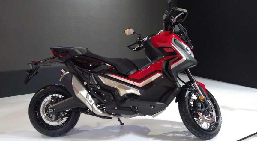 IIMS 2019 : AHM resmi merilis Honda X-ADV, moge jangkung mirip matic yang harganya lebih dari setengah miliar