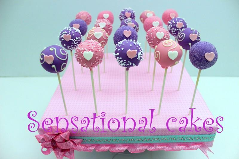 Cake Pops Order Online Singapore