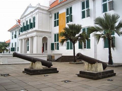 Wisata Ke Museum Fatahillah Mengenal Sejarah