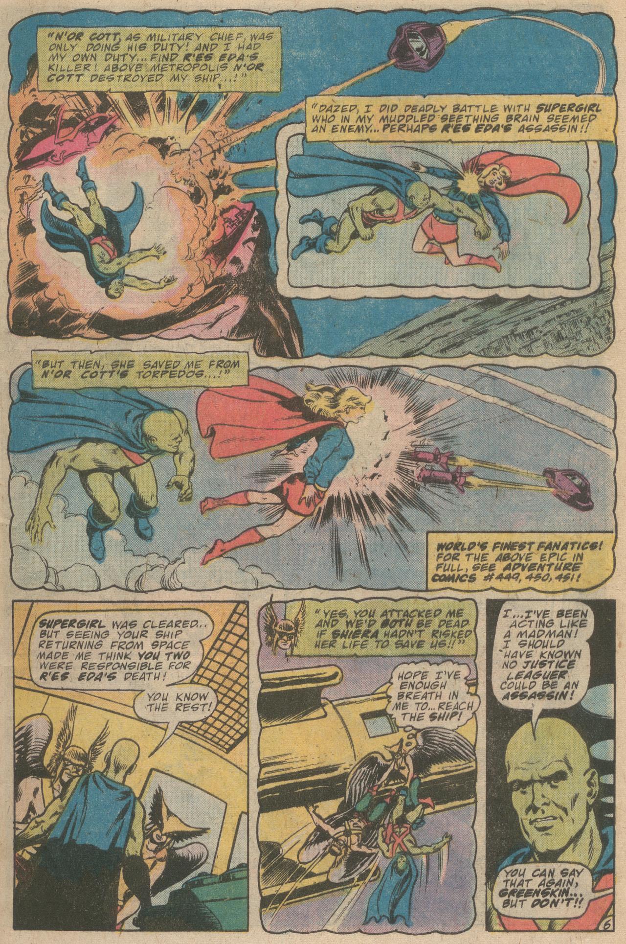 Read online World's Finest Comics comic -  Issue #245 - 8