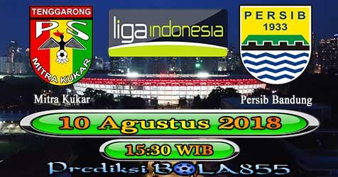 Prediksi Bola855 Mitra Kukar vs Persib Bandung 10 Agustus 2018
