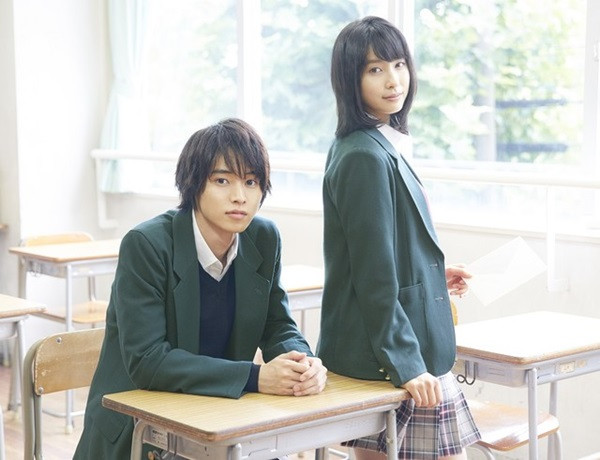 Revelado elenco do live-action de 'Orange'
