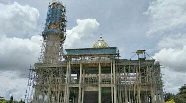 Tolak Tuntutan Gereja, MUI dan Muslim Papua Teruskan Pembangunan Masjid Al-Aqsha