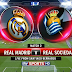 AKHIR PERTANDINGAN REAL SOCIEDAD VS REAL MADRID: SKOR 0-3
