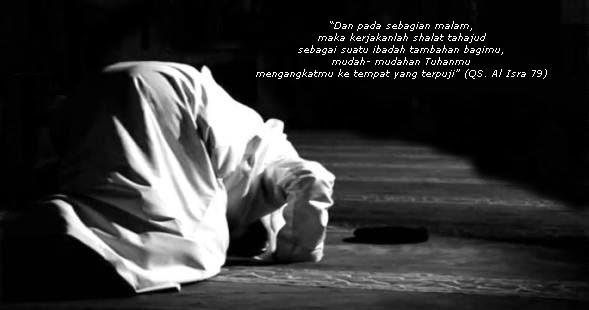 Tata Cara Sholat Tahajud | Sahabat Muslim