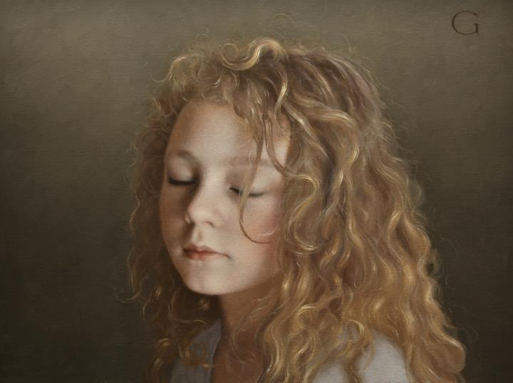 Popolare David Gray, 1970 | Classical Realist painter | Tutt'Art@ | Pittura  HN01