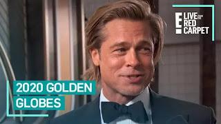"""Brad Pitt divulga detalhes do BTS sobre """"Era uma vez em Hollywood"""""""