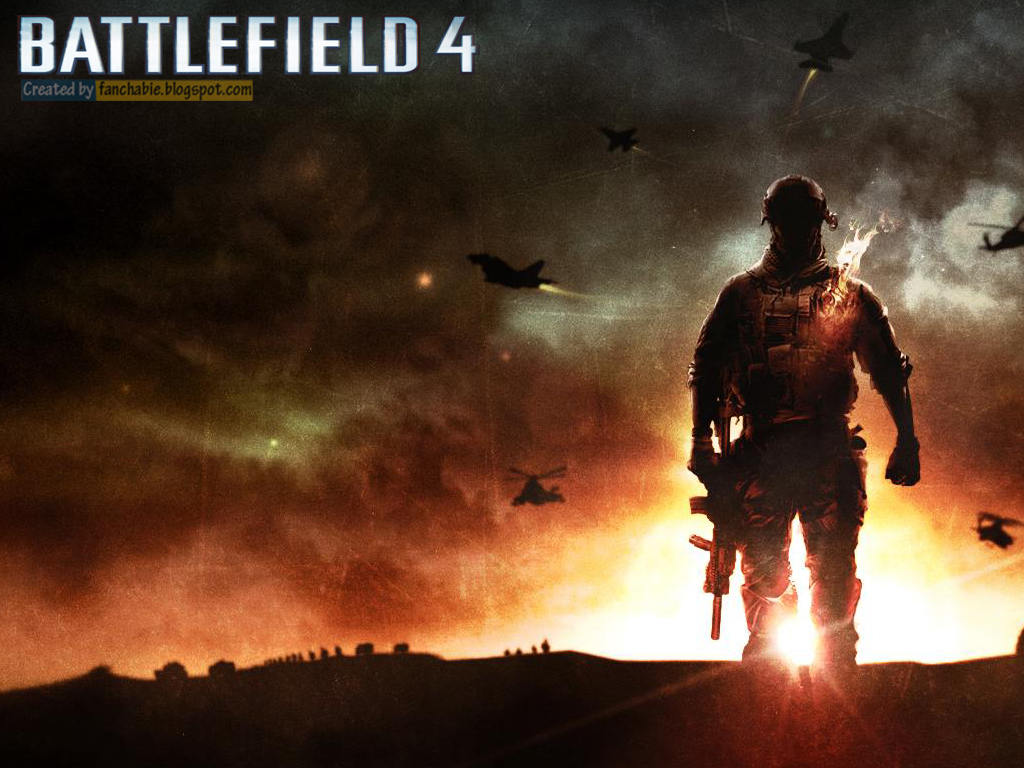 Battlefield 4 Games Wallpaper Hd: Best Wallpaper: Free Battlefield 4 New Wallpaper HD