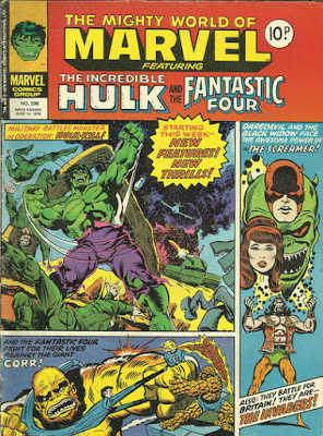 Mighty World of Marvel #298