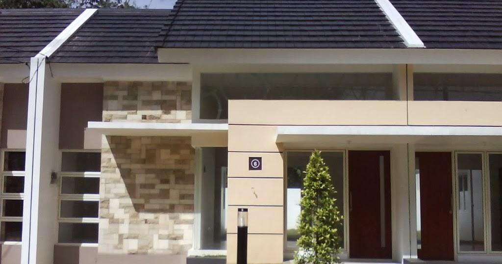 Denah Rumah Kontrakan Minimalis Type 21 | Desain Rumah ...