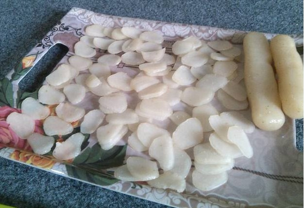 Cara Membuat Kerupuk Beras / Nasi
