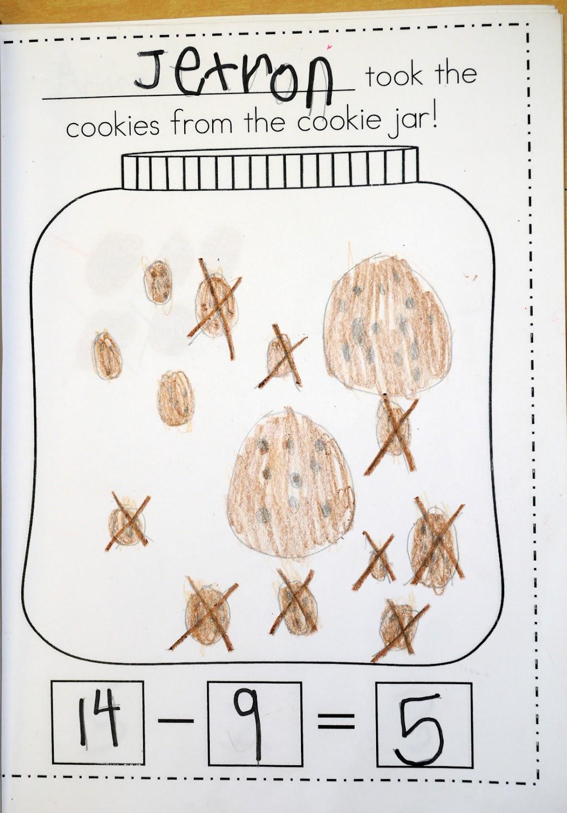 Mrs Ricca S Kindergarten Fun With Subtraction