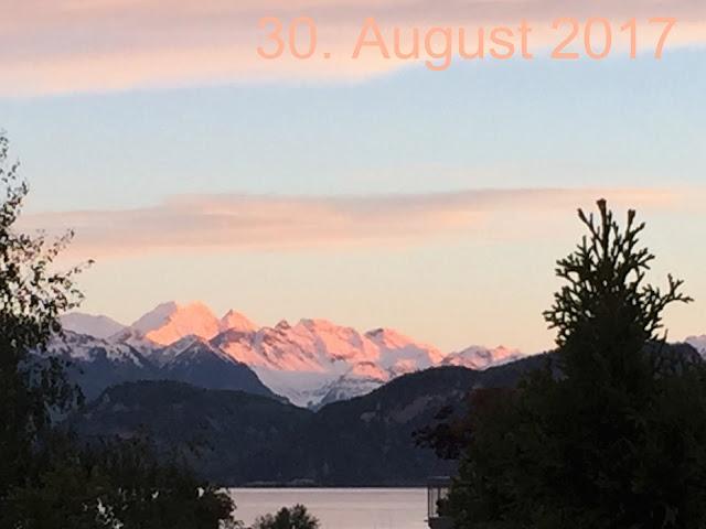 Die Berner Alpen: Eiger Mönch Jungfrau