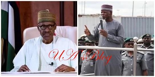 2019: If I were you I won't contest at 70 – Customs boss, Hammed Ali tells Buhari