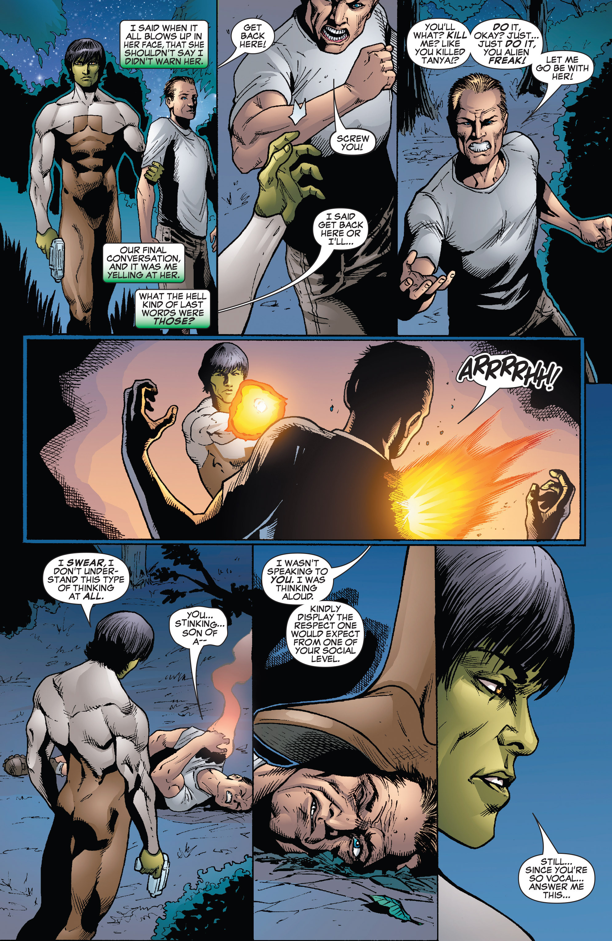 Read online She-Hulk (2005) comic -  Issue #26 - 8