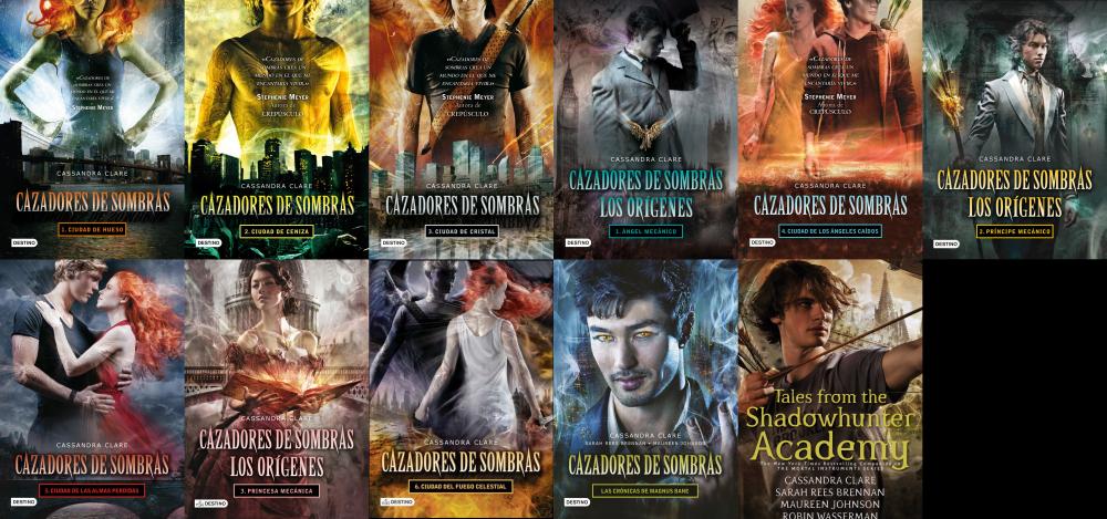 El poder de las sagas: Cazadores de Sombras - Cassandra