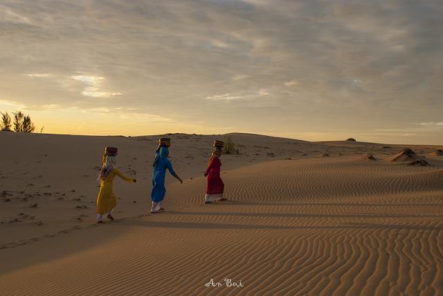 Nam Cuong Sand Dunes 05