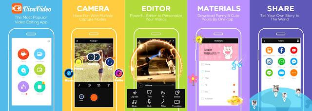 Kumpulan daftar aplikasi smartphone android