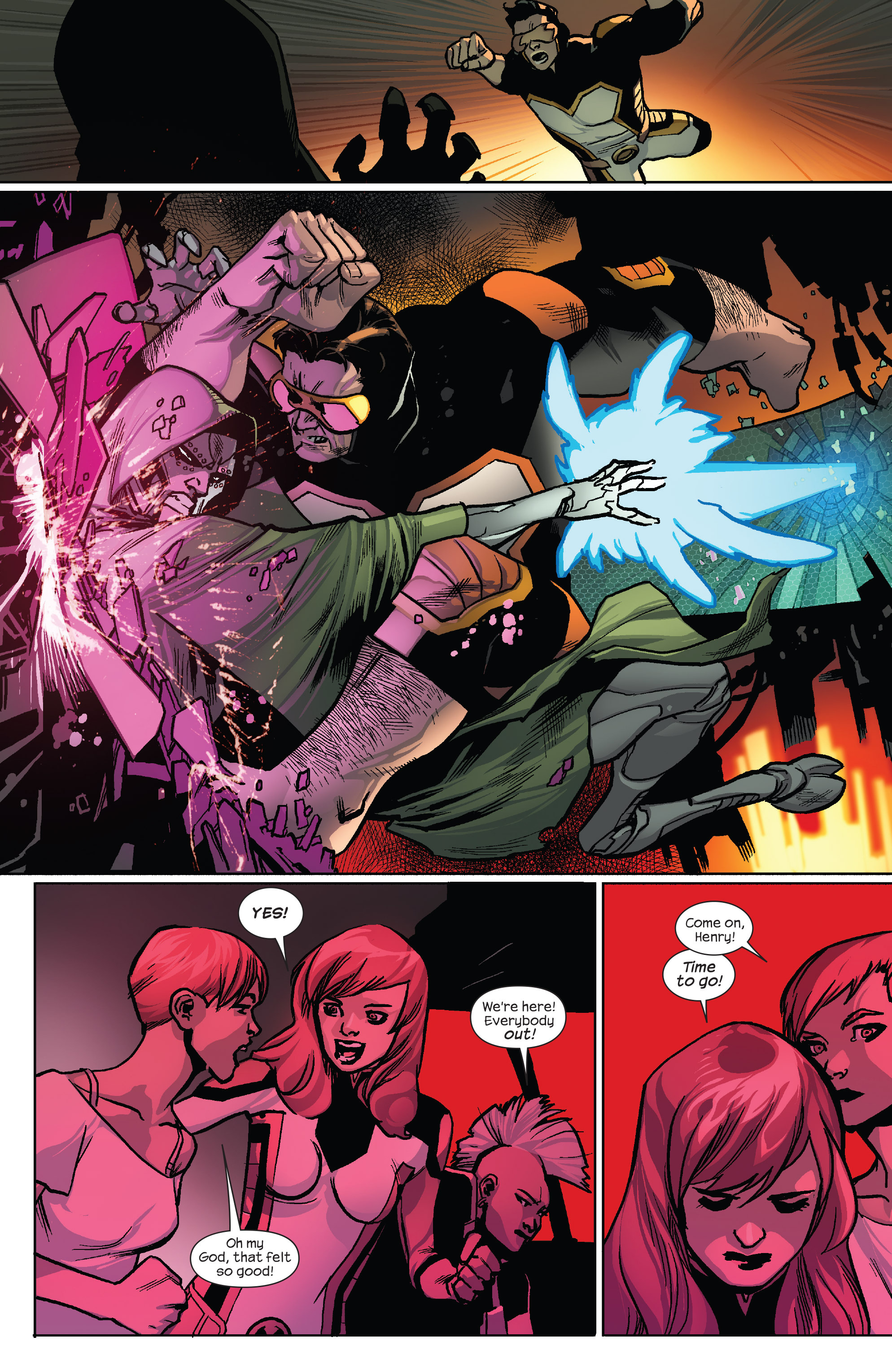 Read online All-New X-Men (2013) comic -  Issue #35 - 18
