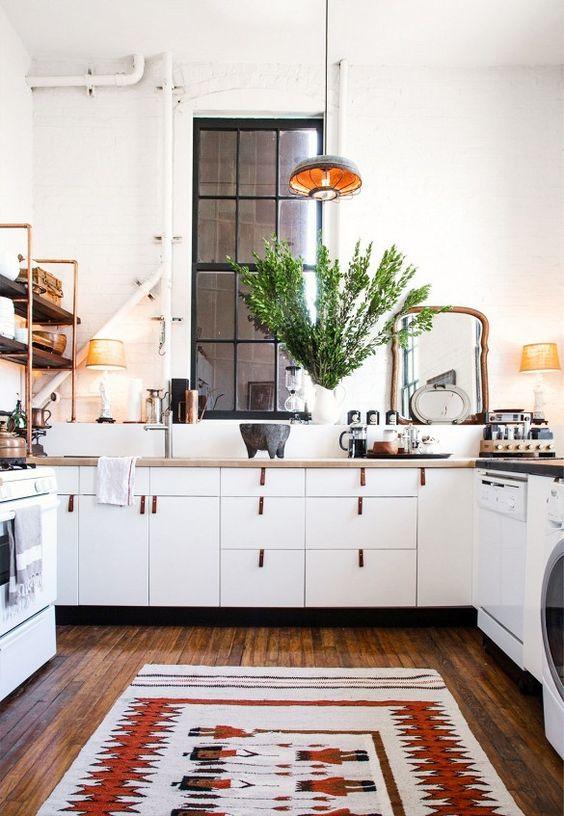 decoracao-cozinha-chao-madeira