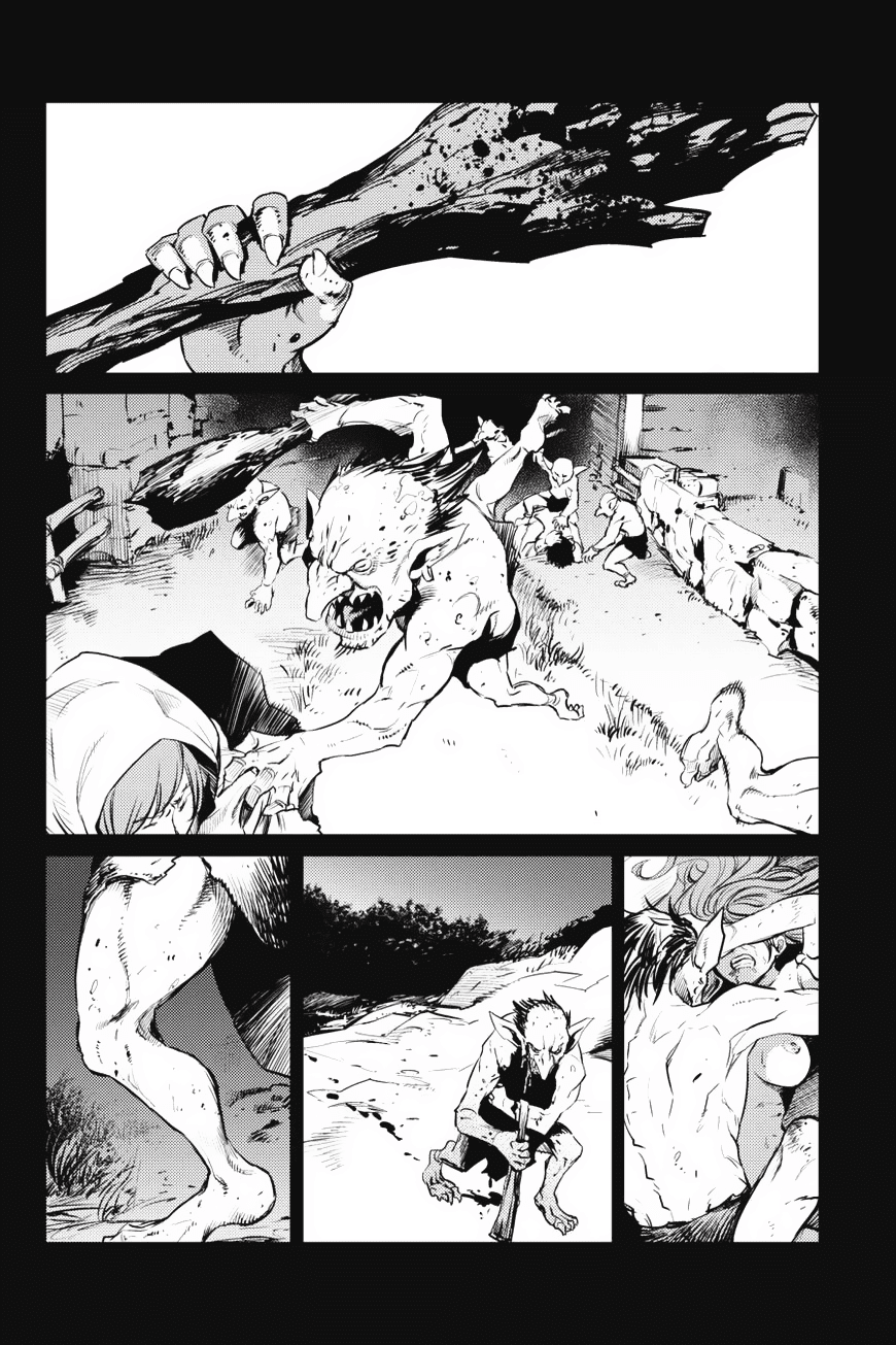 Goblin Slayer Chapter 13-24