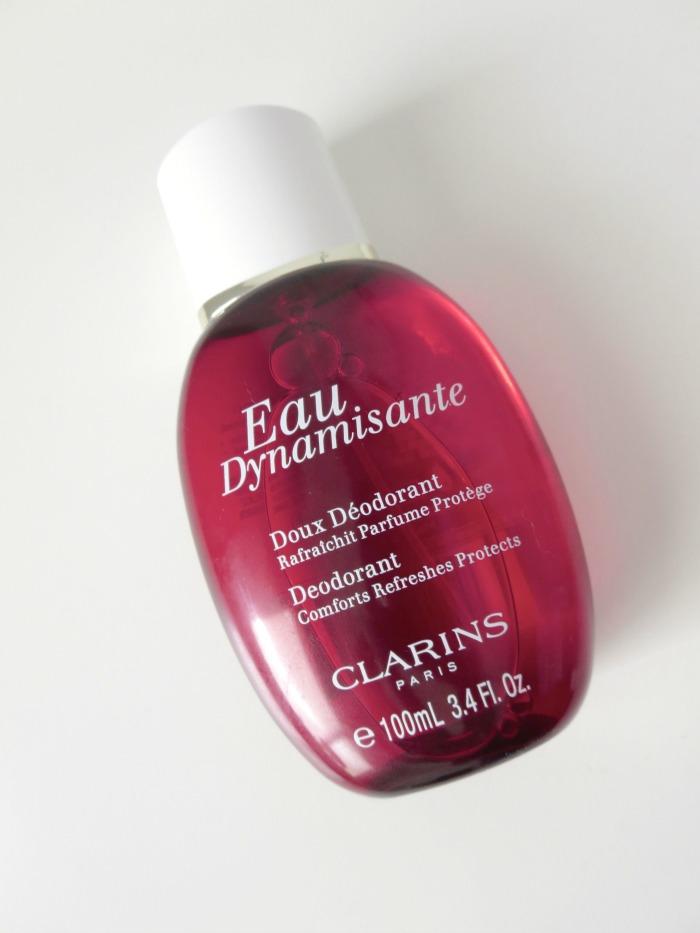 Clarins deodorant Eau Dynamissante
