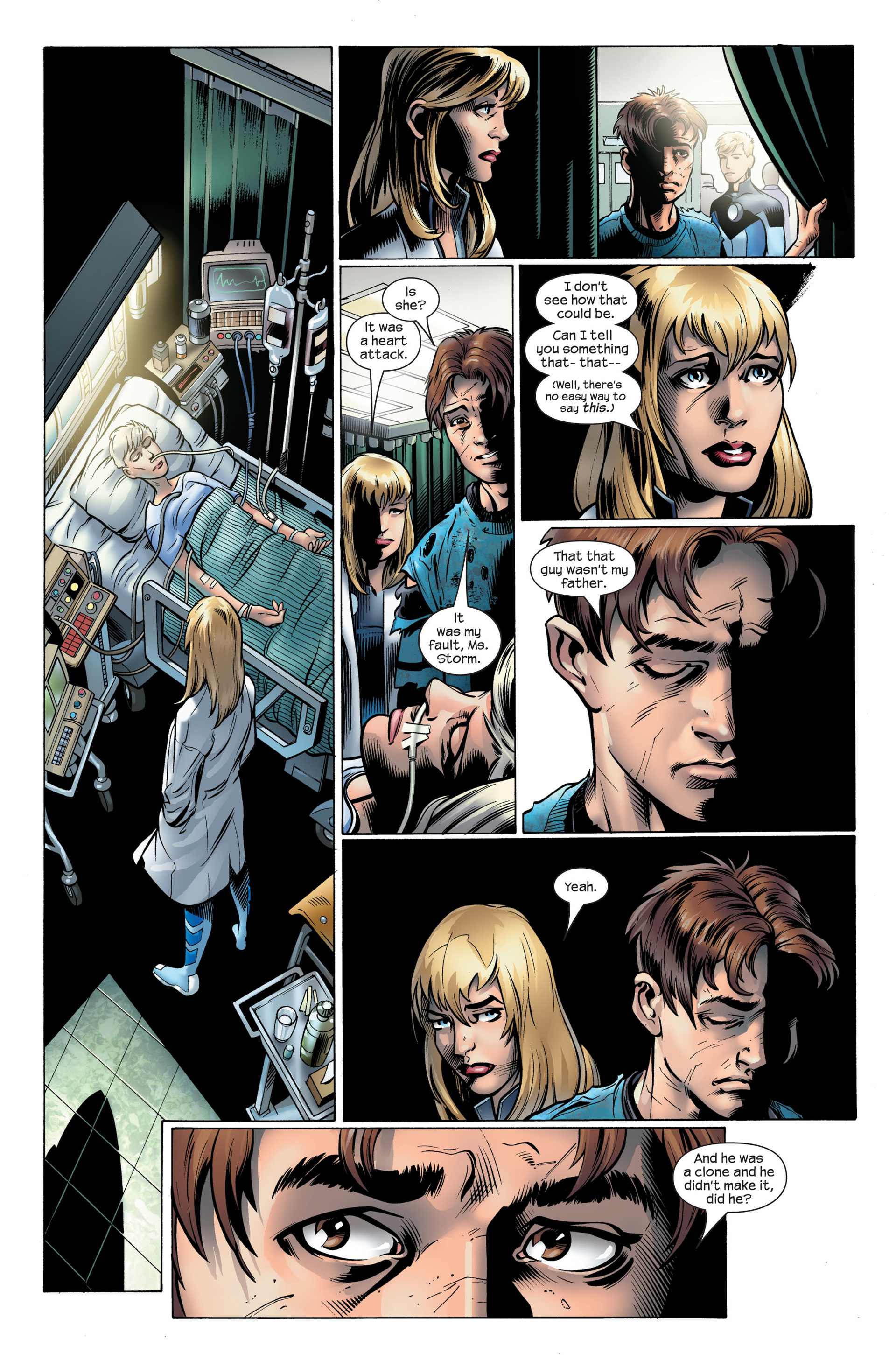 Read online Ultimate Spider-Man (2000) comic -  Issue #105 - 6