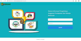 http://erkam.kerjakerja.work/main/auth Alamat Website Sistem Informasi Pengelolaan Anggaran Pendapatan dan Belanja Madrasah