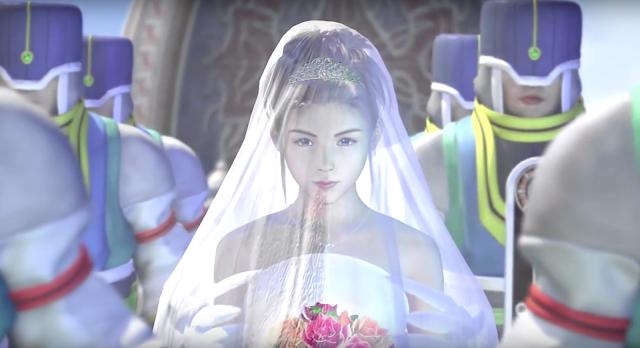 Las mejores bodas en los videojuegos