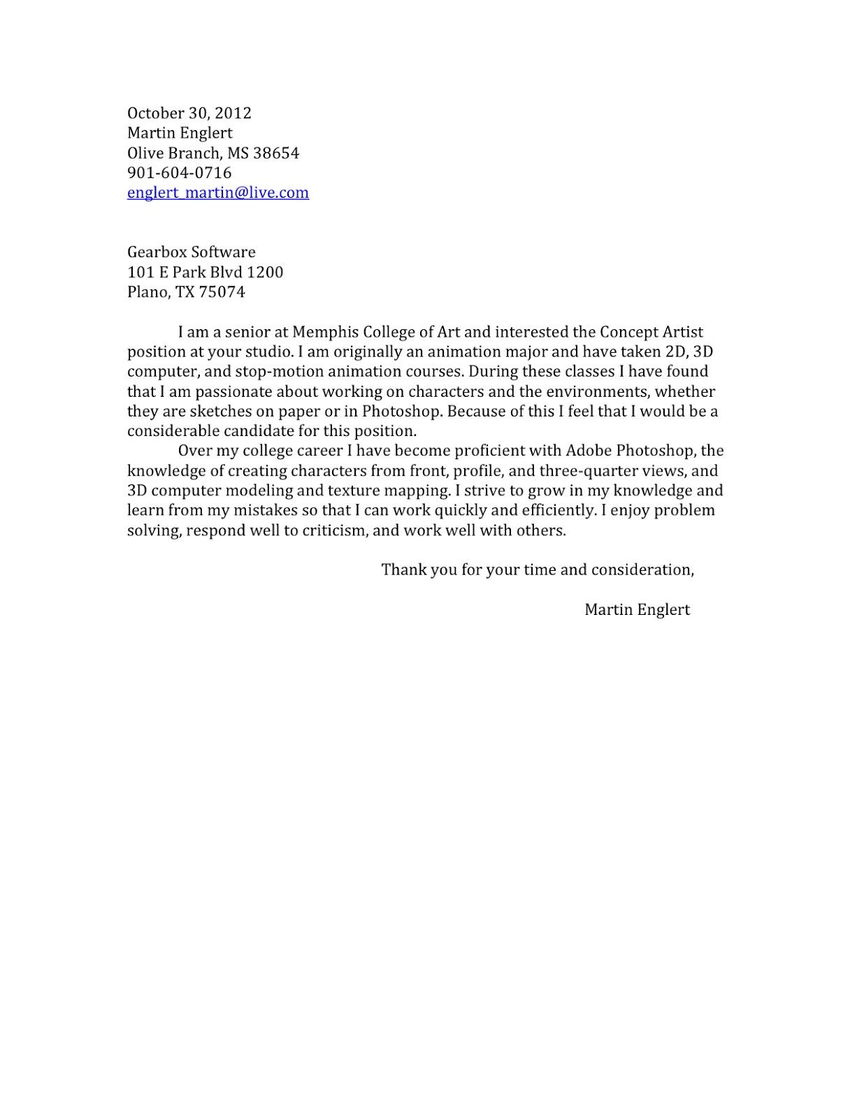 cover letter for ob gyn position - sample cover letter for gamestop