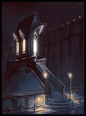 Boceto de puente.