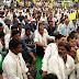 सैकड़ो ट्रैक्टर, हजारों किसान  इन सबके बीच प्रशासन परेशान, दिन भर रहा जिले में जाम, किसान रैली पूरी खबर