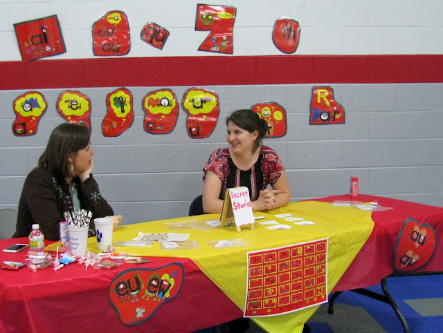 Secret Stories® Phonics Open House/ Parent-Share Night with Porta-Pics